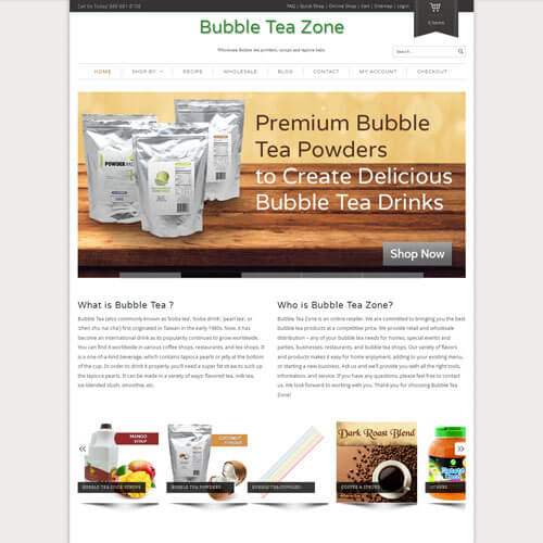 Bubble Tea Zone